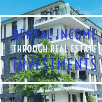 Rental income producing properties. Cashflow, capital gains and capital growth are the key.