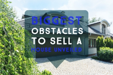 Obstacles to sell a house and homes