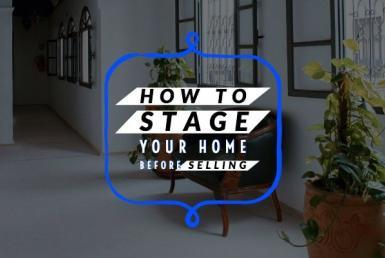 List your house for sale on how to stage your home