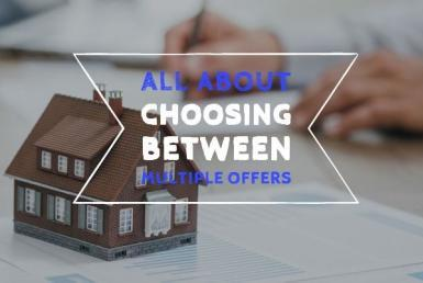 Multiple Offers Situation whe selling your house