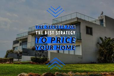 Strategy To Price Your House