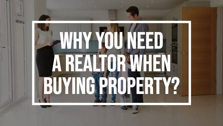 Services of a real estate agent