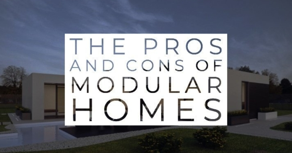 What is modular homes
